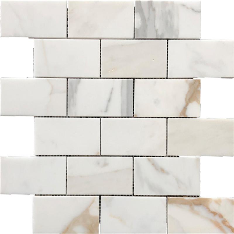 Calacatta Gold Marble Mosaics