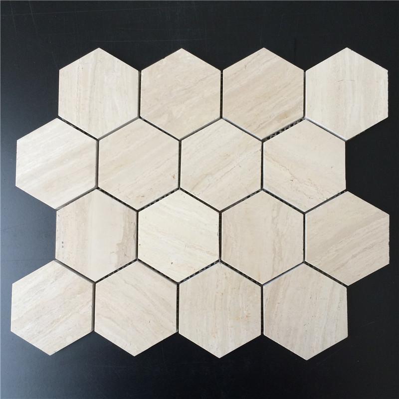 Serpeggiante Marble Mosaic
