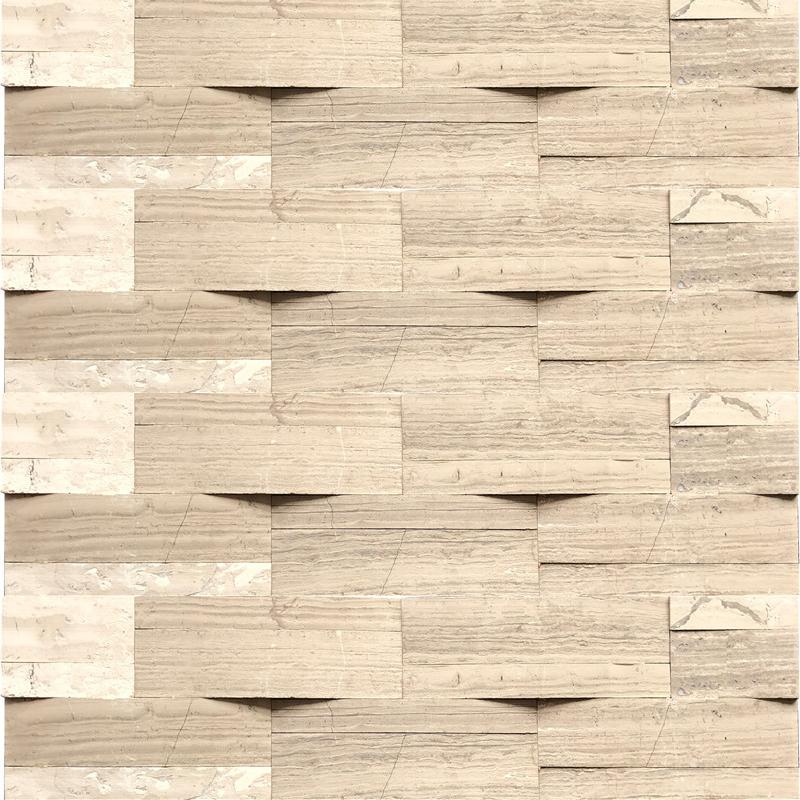 Ledger Panel - Wooden White